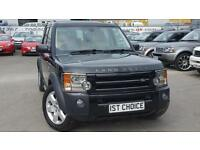 2005 LAND ROVER DISCOVERY 3 TDV6 HSE VERY LOW MILEAGE CHEAPER TAX DEMO AND 1 PR