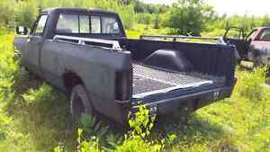 Dodge Truck Box 1981-1993