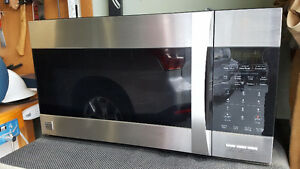 CONVECTION MICROWAVE OVEN -Stainless