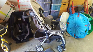Chicco Stroller/Car Seat Combo