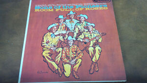 LP: Sons of the Pioneers, Room Full of Roses Kitchener / Waterloo Kitchener Area image 1