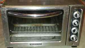 Kitchen Aid toaster - only 1 mode is working