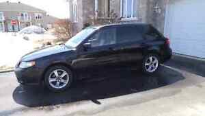 Saab 9-2x 2.5i AWD/ Subaru impreza 2005