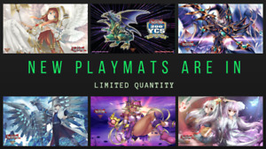 Yugioh TCG Pokemon Playmat for sale