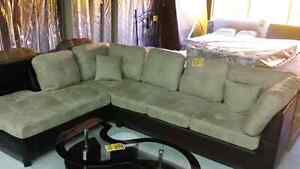 Sectional with Chaise ONLY $788