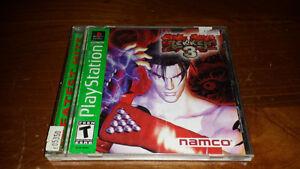 Tekken 3 - Wild Arms 3 - Playstation - PS2