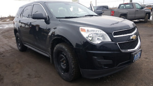 2011 Chevy Equinox AWD . 130 kms $12000 loaded
