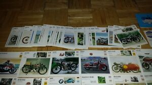 Motorcycle Index Cards - Frame 1 or All 150 cards Strathcona County Edmonton Area image 4