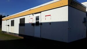 10'x52' Atco Office with Skid Frame