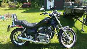 1985 Honda Shadow VT 500