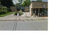 Wolfville -  Attractive commercial space avail May 1