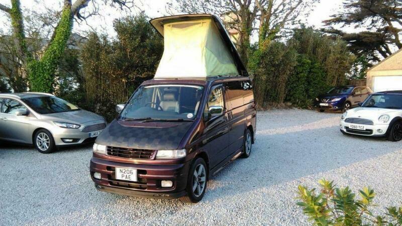 2003 Mazda Bongo 2.5 IMPORT 5d MPV Diesel Manual   in Penzance, Cornwall   Gumtree