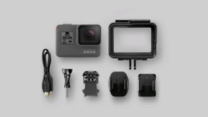Gopro hero 6 black with ALL ACCESSORIES INCLUDED.