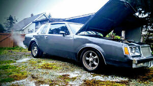 1986 Buick Regal limited Coupe (2 door)