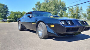 1979 Trans Am 6.6 403 Old Auto