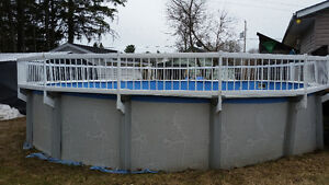 "24 "" swimming pool"