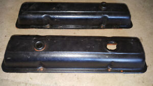 55-86 SBC V8 VALVE COVERS. Stock Height. 283 305 327 350 400