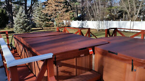 Custom Hot Tub Covers Sale with Free Delivery Kitchener / Waterloo Kitchener Area image 6