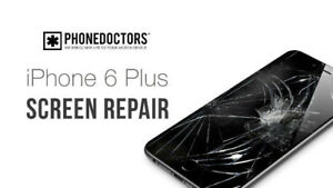 ✅ Reparation Lcd cellulaire ✅iPhone 8 80$ 8+ 100 5s 6 6s 6+ 50$