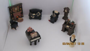 Collection meuble miniature!!