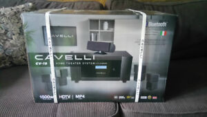 Cavelli Cv-19 home theatre surround sound system.  $500 OBO