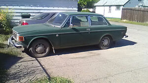 70's Volvo for sale , it been sitting for a few years