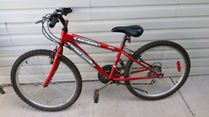 Supercycle youth mountain bike