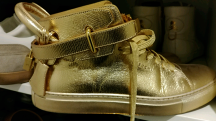 cacc596a5fa Buscemi men sneaker size44