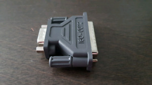 DB9 (Serial) to DB25 (Parallel) adapter