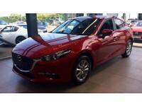 2018 Mazda 3 2.0 SE-L Nav 5dr Manual Petrol Hatchback