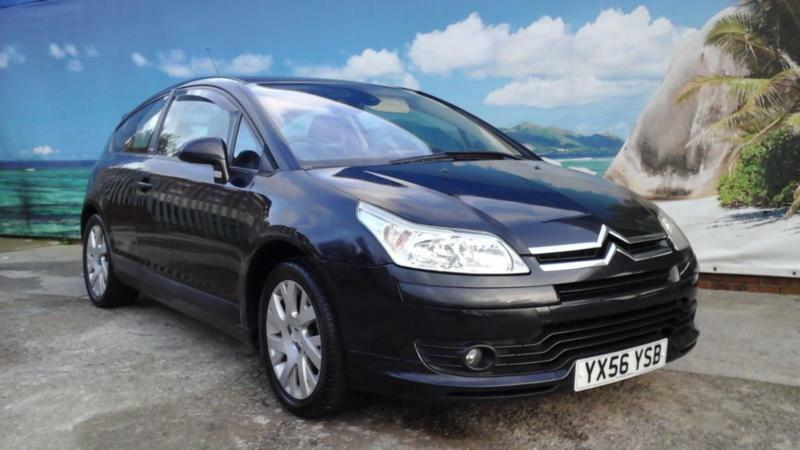 2006 citroen c4 vtr plus hdi 1 6 coupe diesel in cwmbran torfaen gumtree. Black Bedroom Furniture Sets. Home Design Ideas