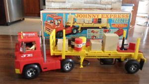 vieux jouet camion truck pas diecast