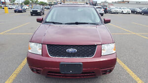2007 Ford FreeStyle/Taurus X Familiale 7 places