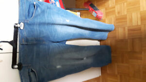 Jeans taille plus 22 Standard