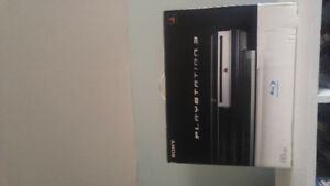 Original Launch PS3 Console (Not working.)
