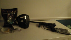JT Outkast Paintball Marker - only used once
