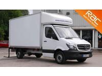 "Mercedes-Benz Sprinter 313 CDI Long 6-speed Bevan 4m (13'6"") Luton Box Tail Lift"