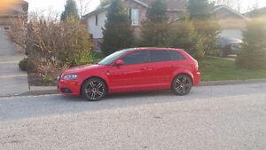 Clean Manual Audi A3