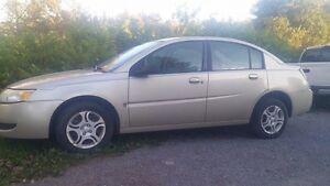 Pontiac saturne 2005