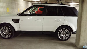 2012 Land Rover Range Rover Sport hse Luxury SUV, Crossover