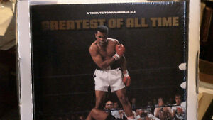 Muhammid Ali. Greatest of All Time, mint in shrink wrap,