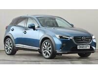 2019 Mazda CX-3 2.0 Sport Nav + 5dr Hatchback petrol Manual