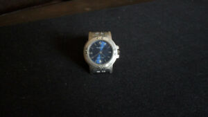 Kenneth Cole NY elegant & 50M resistant blue women's watch.