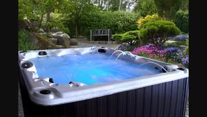 Hot Tub Hook up