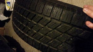 Winter Nordic Icetrac Tires P205/60 R15 Kitchener / Waterloo Kitchener Area image 5