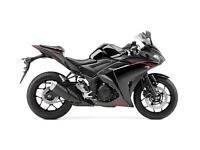 2015 Yamaha YZF-R3 321.00 cc
