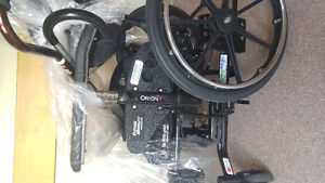 Orion 2 tilt wheelchair Ready to go package! Mint