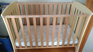 Crib and Matress for Sale - $75- Need Gone!