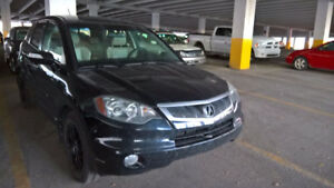 2007 Acura RDX Tech (Technology) - Low KMs w. Winter and Summer