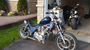 Yamaha bobber 1100 ### Certified ###
